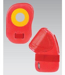 TK P1 Gloves Set Total Control D30 Rot/Orange