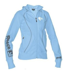 Reece Nova Dames Hooded Sweat Full Zip
