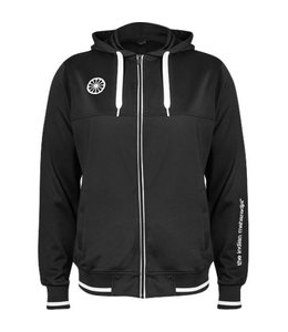 Indian Maharadja Men's tech hooded Zwart