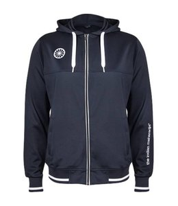 Indian Maharadja Men's tech hooded Navy