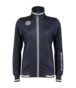 Indian Maharadja Women's tech jacket Navy