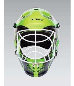 TK T5 Helm Junior Groen/Zwart