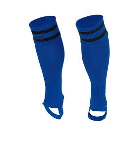 Stanno Socken ohne Fuss  Blau/Schwarz