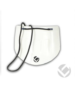 Brabo Throat Protector Weiss