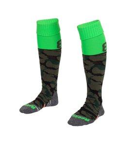 Reece Numbaa Special Socken Army Grün/Neon Grün