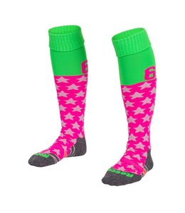 Reece Numbaa Special Socken Neon Pink/Neon Grün