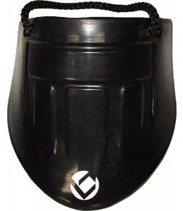 Brabo Throat Protector Zwart