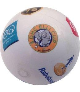 Hockeypoint Hockeybal met uw eigen logo per 24 stuks