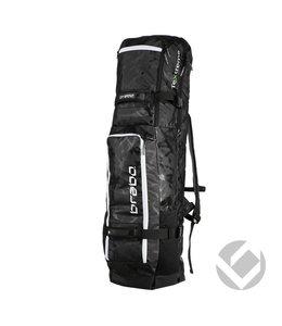 Brabo Stickbag TeXtreme Schwarz/Weiß