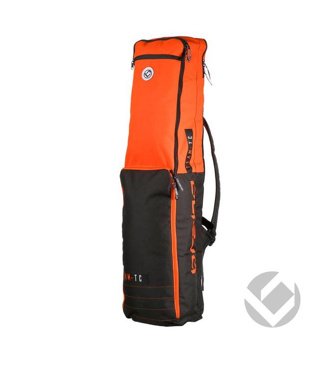 Brabo Stickbag Team TC Schwarz/Orange