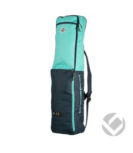 Brabo Stickbag Team TC Zwart/Aqua