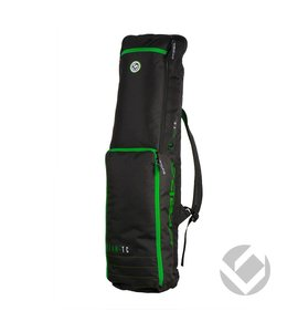 Brabo Stickbag Team TC Schwarz/Lime