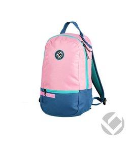 Brabo Backpack Junior Team TC Navy/Roze/Aqua