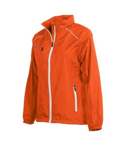 Reece Breathable Tech Jack Ladies Oranje