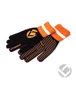 Brabo Winter Glove Schwarz/Orange