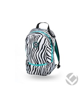Brabo Backpack Junior Animal Wildl. Zebra