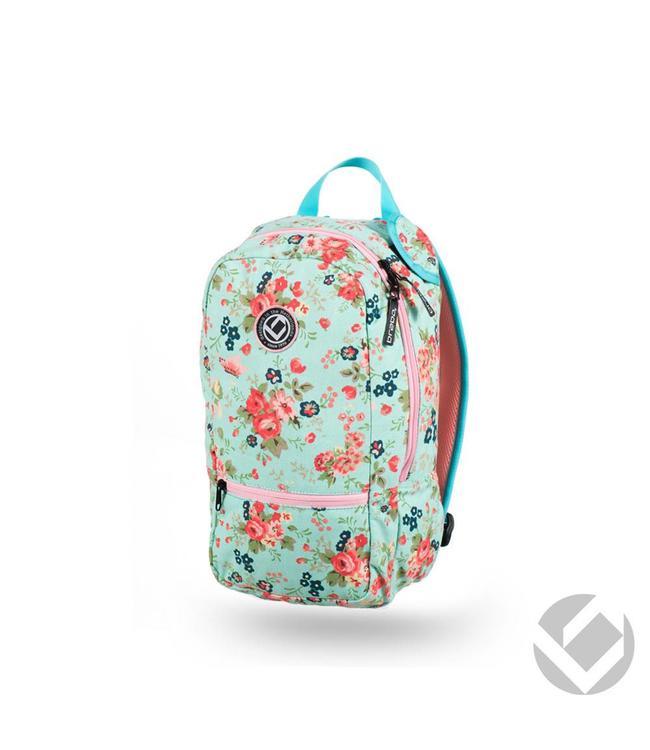Brabo Backpack Junior Flowers Pink