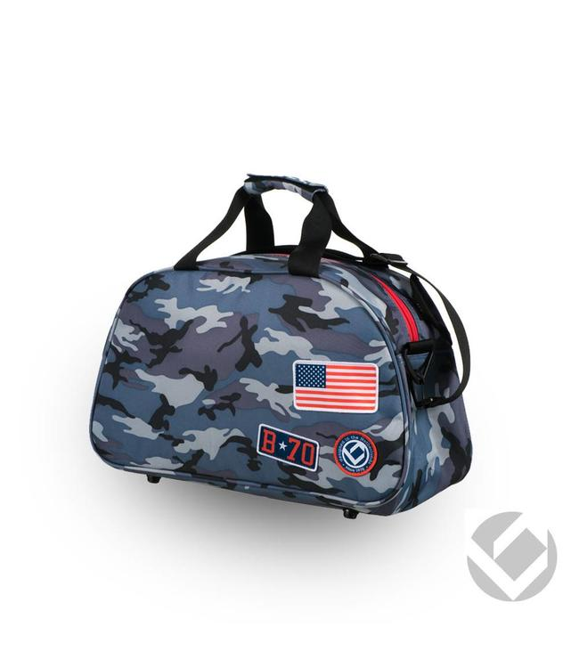 Brabo Shoulderbag A/B/C Camo