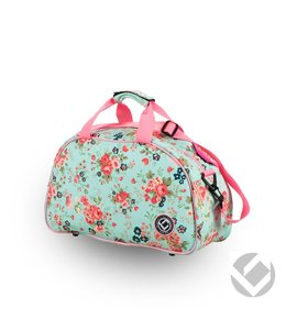Brabo Shoulderbag Flowers Roze