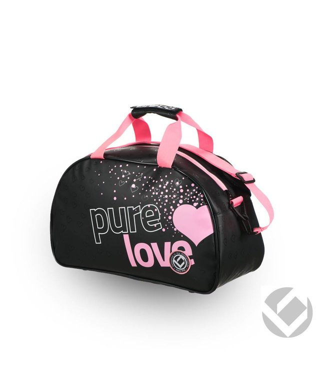 Brabo Shoulderbag Pure Love Schwarz/Pink