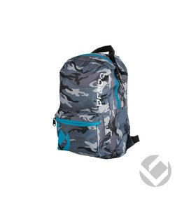 Brabo Backpack Junior Storm Camo