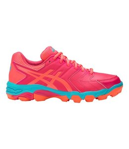 Asics GEL-BLACKHEATH 6 GS KINDER, Pink/Coral