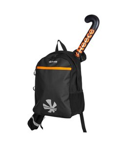 Reece Derby Backpack Zwart/Oranje