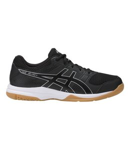 Asics GEL-ROCKET 8 Indoor Heren, Zwart/Zwart/Wit