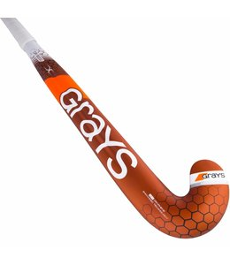 Grays GR8000 PX MC Oranje/Zwart