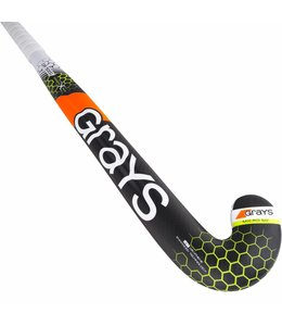 Grays GR5000 PX MC Schwarz/Neon Gelb