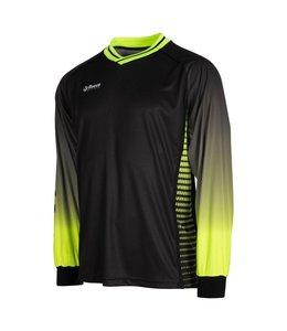 Reece Luke Keeper Shirt Zwart/Neon Geel