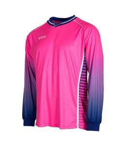 Reece Luke Keeper Shirt Neon Pink/Blau