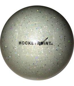 Hockeybal Glitter Grijs