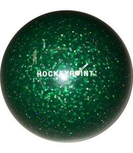 Hockeypoint Hockeyball Glitzer Grün