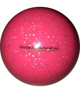 Hockeypoint Hockeybal Glitter Roze