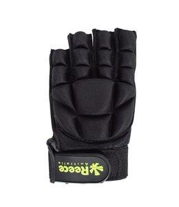 Reece Comfort Half Finger Glove Zwart