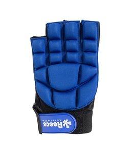 Reece Comfort Half Finger Glove Blau