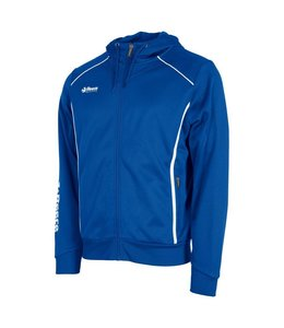 Reece Core TTS Hooded Sweat Full Zip Unisex Royal