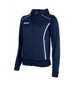 Reece Core TTS Hooded Sweat Full Zip Ladies Dunkelblau