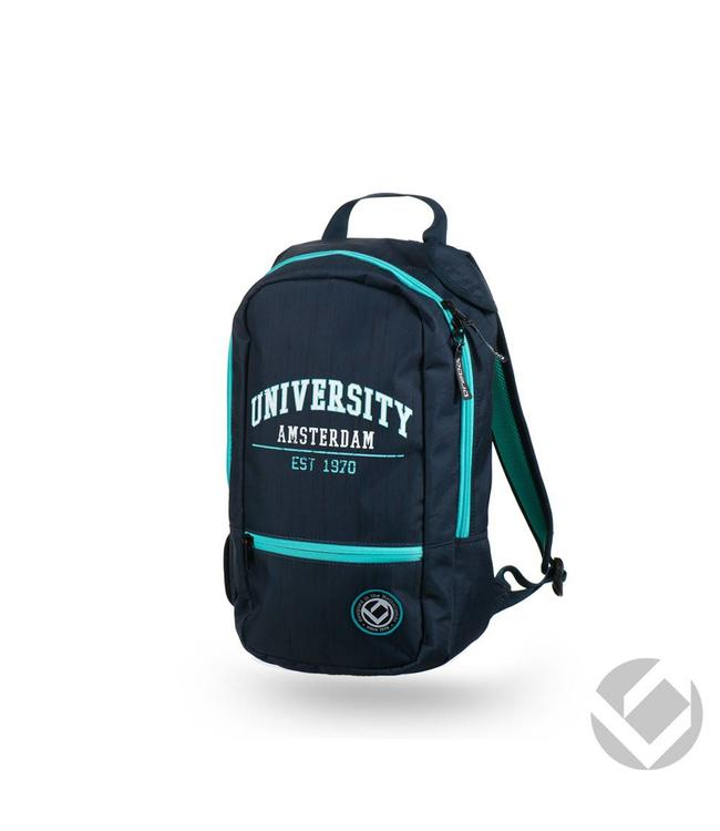 Brabo Backpack Junior University A'Dam Aqua