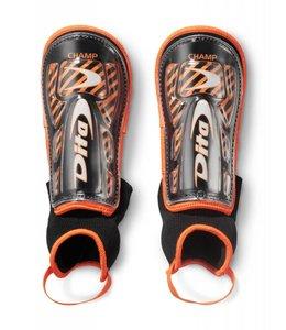 Dita Shinguard Champ Zwart/Fluo Oranje