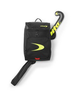 Dita Backpack Hockey Champs Fluo Gelb/Schwarz