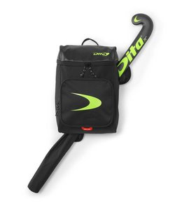 Dita Backpack Hockey Champs Fluo Grün/Schwarz