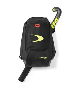 Dita Backpack Original Edition Fluo Geel/Zwart