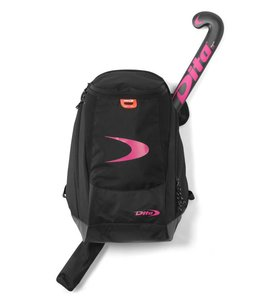 Dita Backpack Original Edition Fuchsia/Zwart