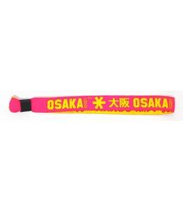Osaka Bracelet Geel/Roze