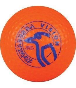 Kookaburra Dimple Vision Oranje Hockeybal