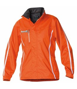 Reece Breathable Comfort Jacket Ladies Orange