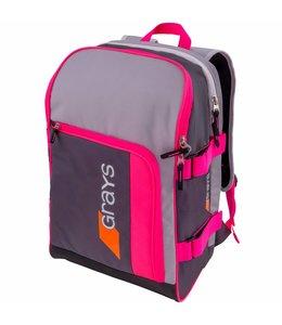 Grays GR500 Rucksack Grau/Silber/Pink