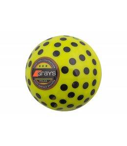 Grays Ball Polka Gelb/Schwarz